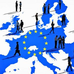 Die EU wird von deutschen Mittelständlern weiterhin positiv gesehen