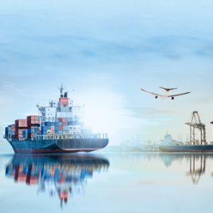 Transportmittel für Exportweltmeister