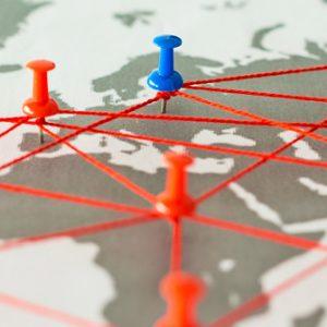 Weltweites Netzwerk