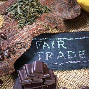 Fair gehandelte Produkte