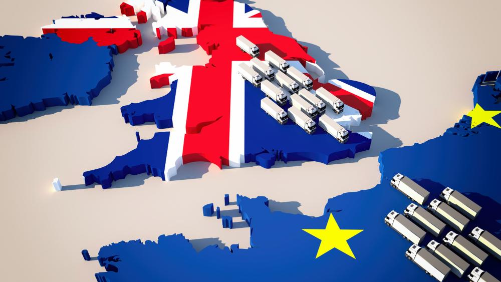 Lkw in EU und UK