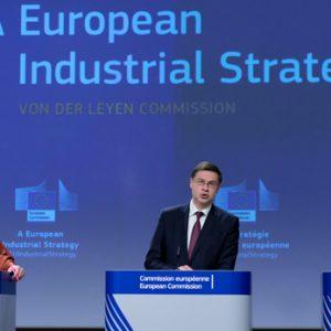 Vorstellung EU Industriestrategie