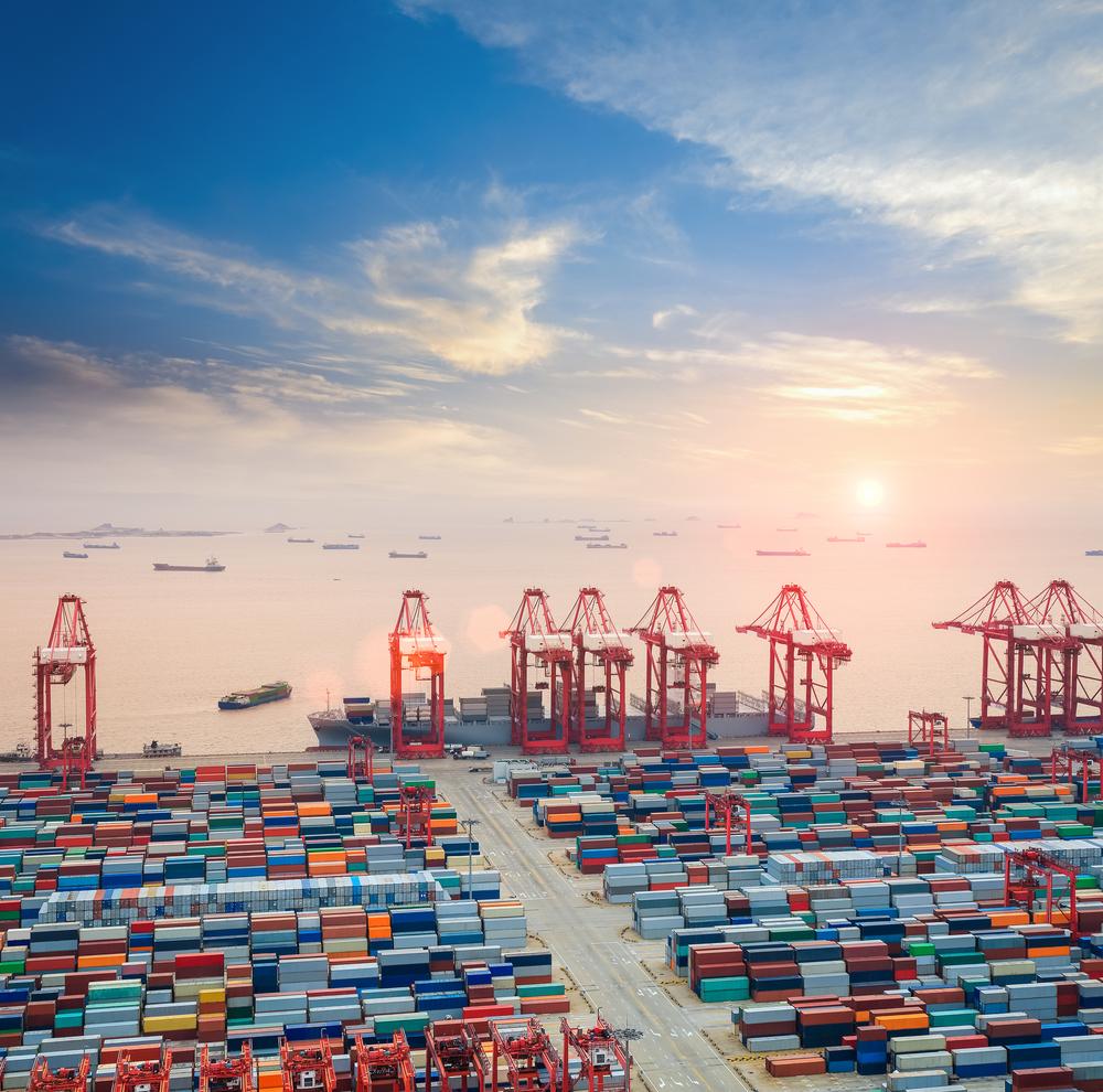 Containerhafen China